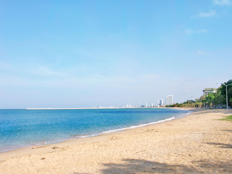 Na-Jomtien, Baan Amphur & Bang Saray Housing Projects Seaside of Sukhumvit