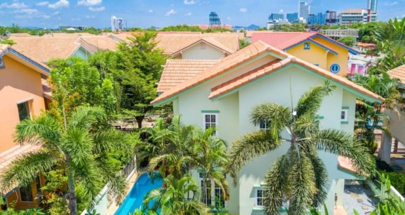 Jomtien & Pratamnak Hill Housing Estates